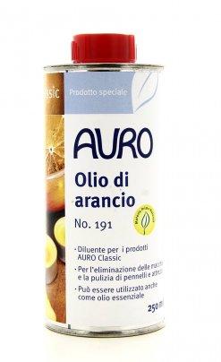 Olio di Arancio n. 191 Formato 250 ml