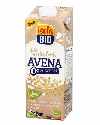 Bevanda di Avena Bio Zero Zuccheri