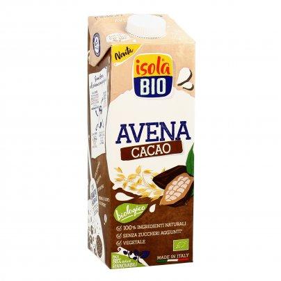 Bevanda Vegetale con Avena e Cacao Bio