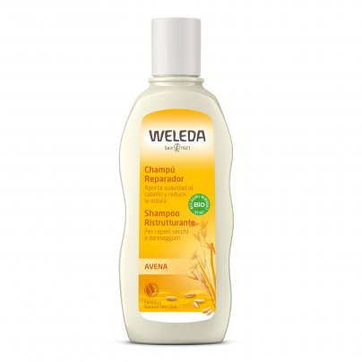 Shampoo Ristrutturante all'Avena