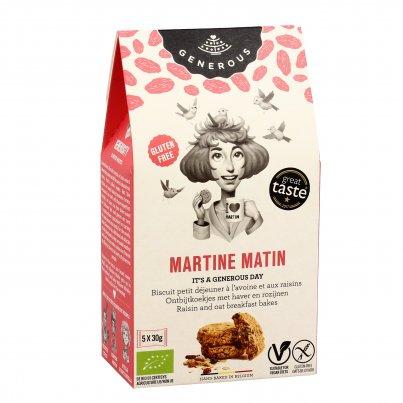 """Biscotti Avena e Uvetta """"Martine Matin"""""""