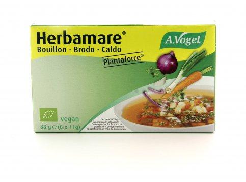 Herbamare - Brodo in Dadi Bio