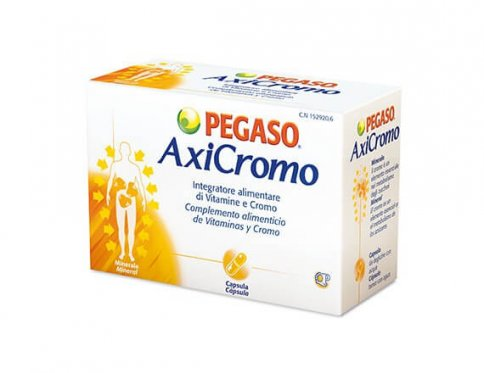 Axicromo - Vitamine e Cromo