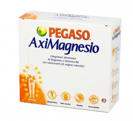 Aximagnesio - Magnesio e Vitamina B6 20 bustine da 7 gr (140 gr.)