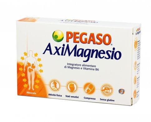 Aximagnesio - Magnesio e Vitamina B6 40 Compresse (53,56 gr.)
