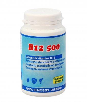 B12 - Cianocobalamina - 100 Capsule