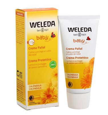 Crema Protettiva alla Calendula - Baby & Child