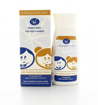 Baby Shampoo & Bagno Schiuma