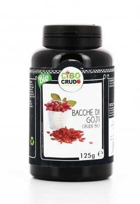 Bacche di Goji Crude Bio
