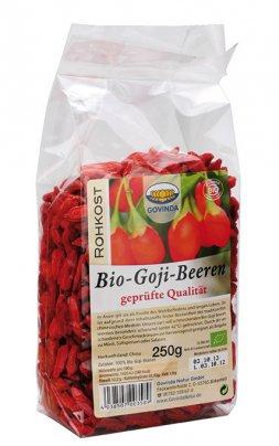 Bacche di Goji Biologiche 250 g.