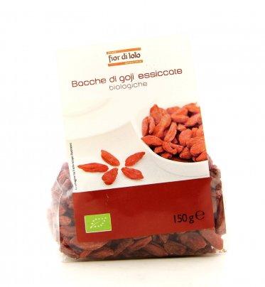 Bacche di Goji Essiccate - 150 gr.