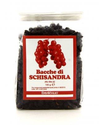 Bacche di Schisandra - 100 gr.