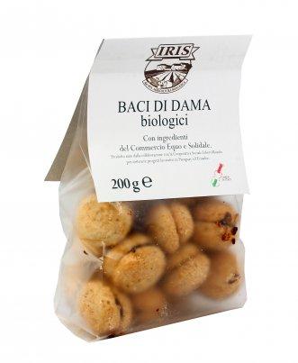 Baci di Dama - Biscotti Biologici