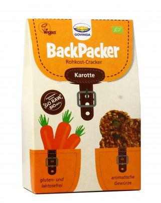 Cracker alle Carote - Backpacker Karotte