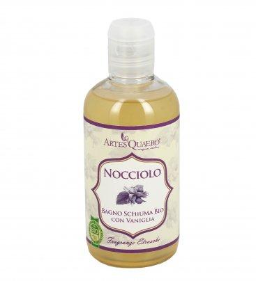 Bagno Schiuma - Nocciolo e Vaniglia - 250 ml.
