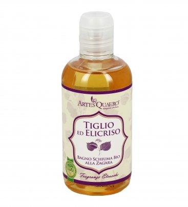 Bagno Schiuma - Tiglio ed Elicriso con Zagara - 250 ml.