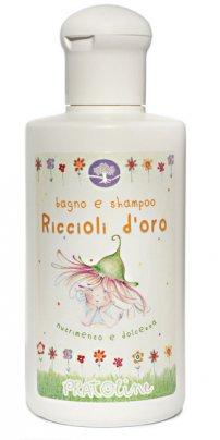 Bagno e Shampoo Riccioli d'Oro