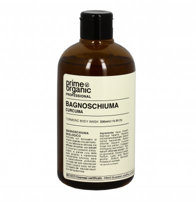 Bagnoschiuma alla Curcuma