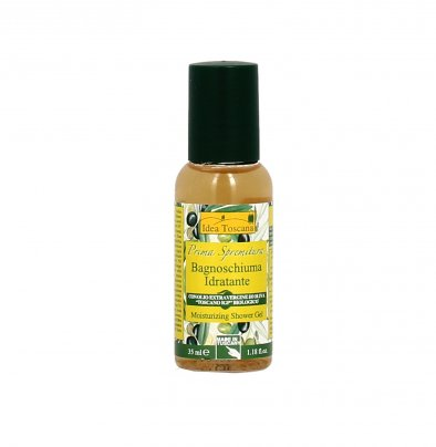 Bagnoschiuma Idratante - 30 ml.
