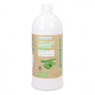 Bagnodoccia Delicato Aloe e Olivo 1000 ml