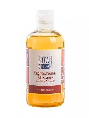 Bagnoschiuma Rilassante - Arancio e Cannella
