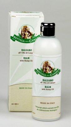 Balsamo all'Olio di Canapa