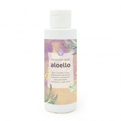 Balsamo Capelli Aloello - Azione Anticrespo