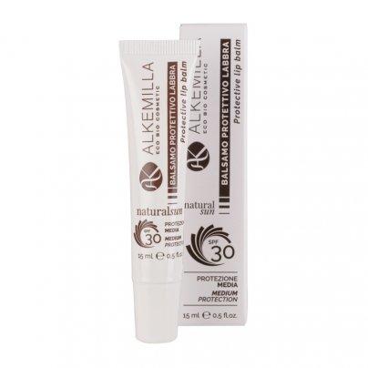 Balsamo Protettivo Labbra Spf 30 - Protezione Media