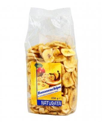 Banana Chips Bio
