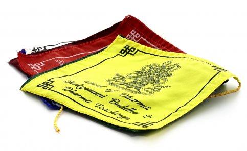 Bandiere Tibetane - Auspicious Symbols