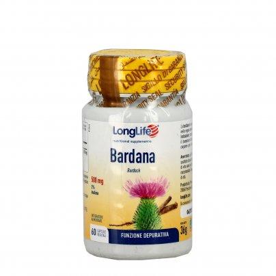 Bardana 500 mg - Integratore Funzione Depurativa