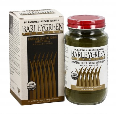 Barley Green Premium