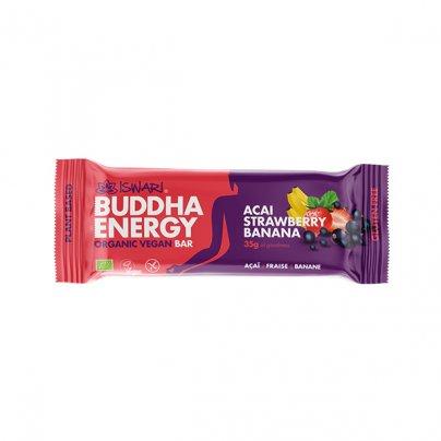 Barretta Vegan Acai, Fragola e Banana - Buddha Energy