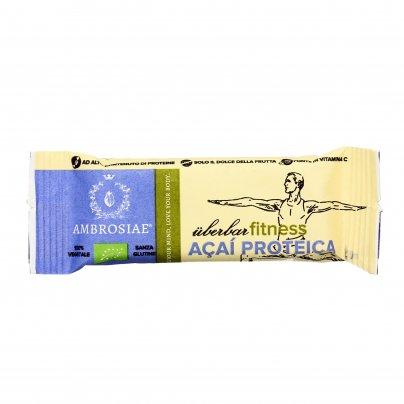 Barretta Bio Proteica con Acai
