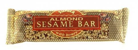 Almond Sesame Bar - Barreta Mandorle e Sesamo