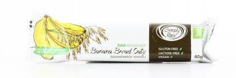 Barretta con Avena e Banana - Bread Oaty