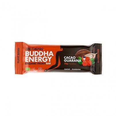 Barretta Vegan con Cacao e Guaranà - Buddha Energy
