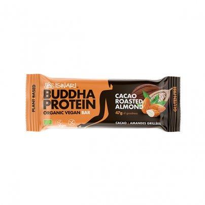Barretta Vegan Cacao e Mandorle Tostate - Buddha Protein