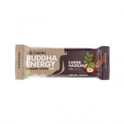 Barretta Vegan Carruba e Nocciole - Buddha Energy
