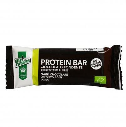 Barretta Proteica al Cioccolato Fondente - Bio Champion