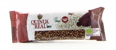 Barretta di Quinoa con Cacao