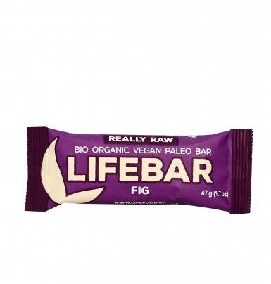 Barretta Bio Vegan ai Fichi - LifeBar
