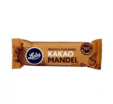 Barretta Proteica con Cacao e Mandorle