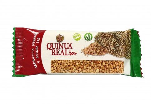 Barretta Sesamo e Quinoa Bio