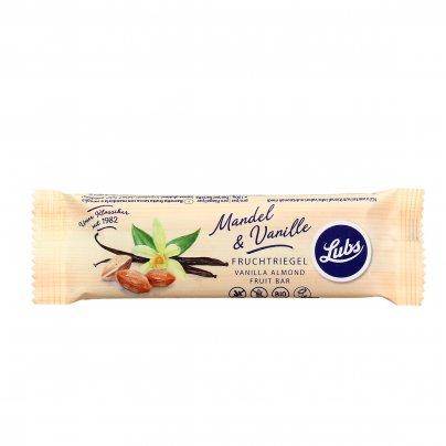 Barretta Bio Vaniglia e Mandorle - Senza Glutine