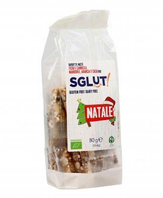 Mini Barrette Bio Miste di Natale - Senza Glutine