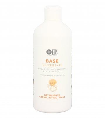 Base Detergente Senza Profumi, Fragranze e Oli Essenziali