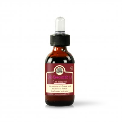 Base Essenziale Preshampoo Igienizzante e Deforforante - Senza Profumo