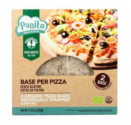 Base per Pizza Bio Senza Glutine