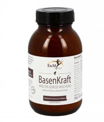 Mix di Erbe e Verdure - Forza Basica Basenkraft 330 gr.
